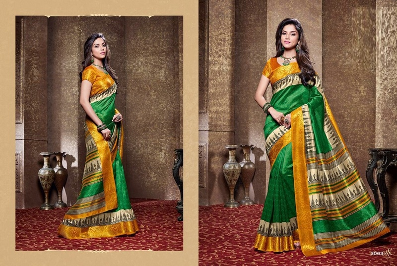 Kanjivaram SILK Sangrila CATALOG MANUFACTURER DEALER WHOLESALER ...