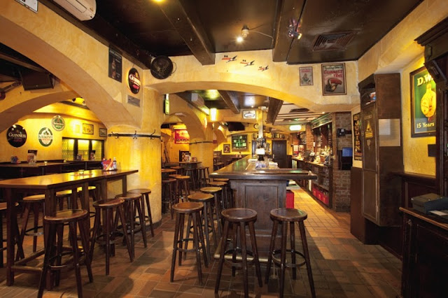 Killians Irish Pub em Munique