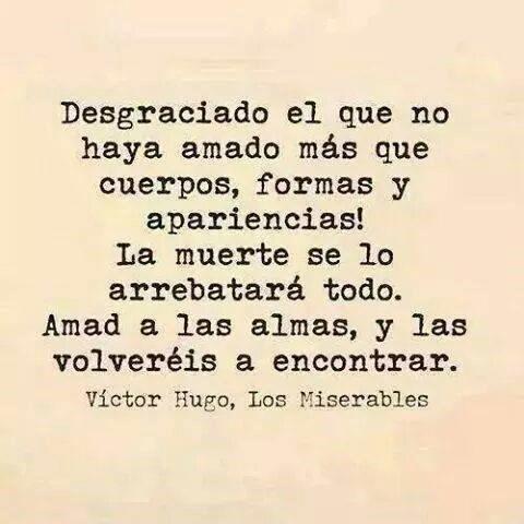 20 Frases De Víctor Hugo Sobre El Amor Los Derechos La