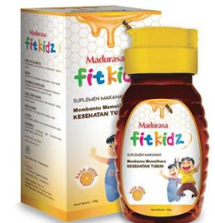 Madurasa Fitkidz, Solusi Kesehatan Anak Dengan Bahan Alami