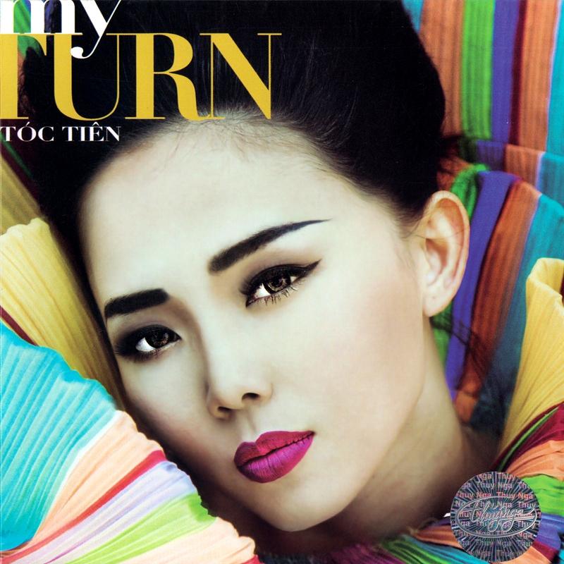 Thúy Nga CD495 - Tóc Tiên - My Turn (NRG)