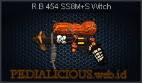 R.B 454 SS8M+S Witch