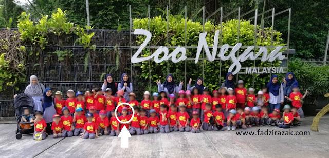 Field trip Zoo Negara