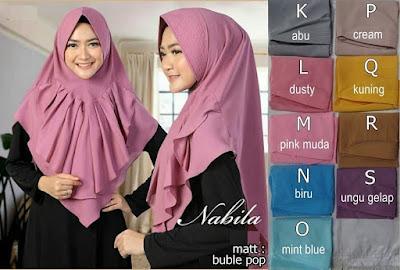 hijab Nabila