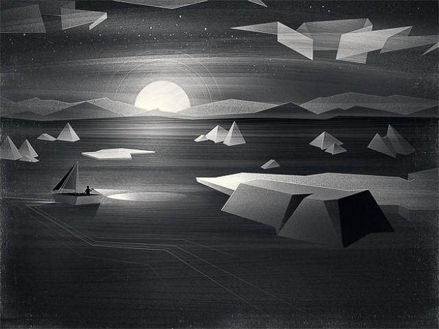 Иллюстратор из Америки. Craig Henry 8