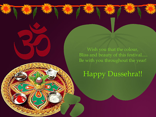 Happy Dussehra Festival Greetings Images