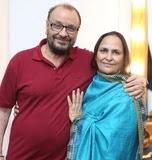 Neha Dhupia parents