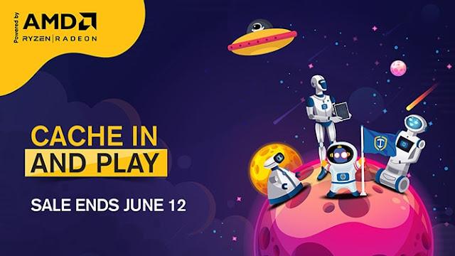 Promosi 2 Game Gratis untuk Pendaftarkan Akun Baru Robot Cache!
