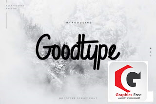 download free Goodtype Font
