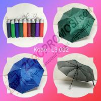 Payung Lipat 3 Kain Sarung (L3 002)
