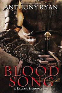 Interview with Anthony Ryan, author of Blood Song (Raven's Shadow 1) - July 2, 2013