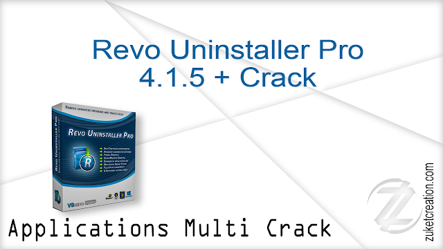 Revo Uninstaller Pro 3.2.1 + Crack