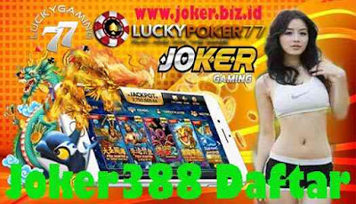 Joker388 Daftar