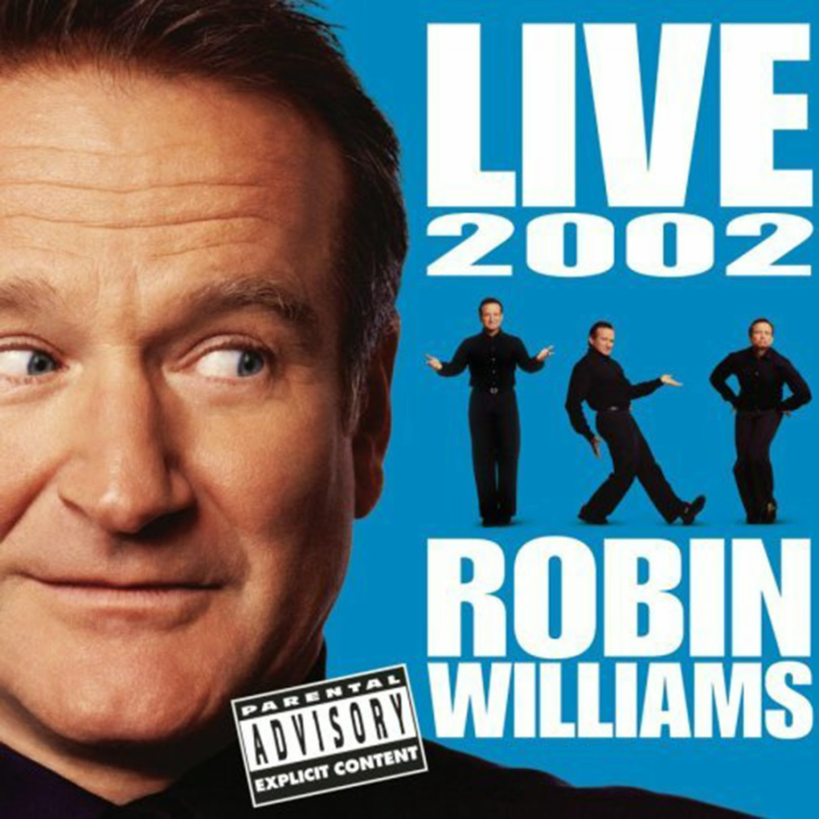 Vintage Stand-up Comedy: Robin Williams - Live On Broadway ...