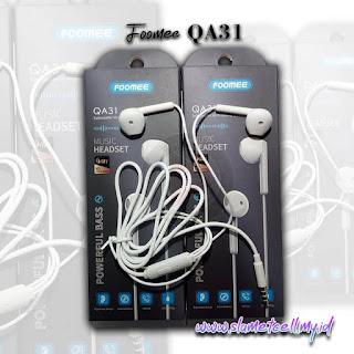 gambar Headset Foomee QA31 Powerfull Bass