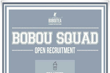 Lowongan Kerja Tea Mixer Bobou Tea Squad Bandung