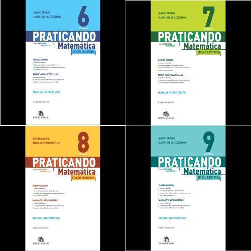 COMPARTILHANDO DE TUDO: Download Praticando Matemática