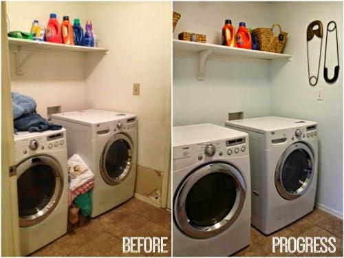 What's Left: Laundry Room