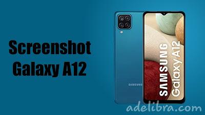 Screenshot Galaxy A12