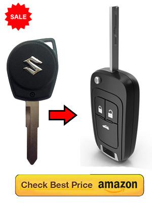 Convert any Car Key into Flipkey