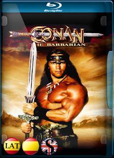 Conan: El Bárbaro (1982) REMUX 1080P LATINO/ESPAÑOL/INGLES