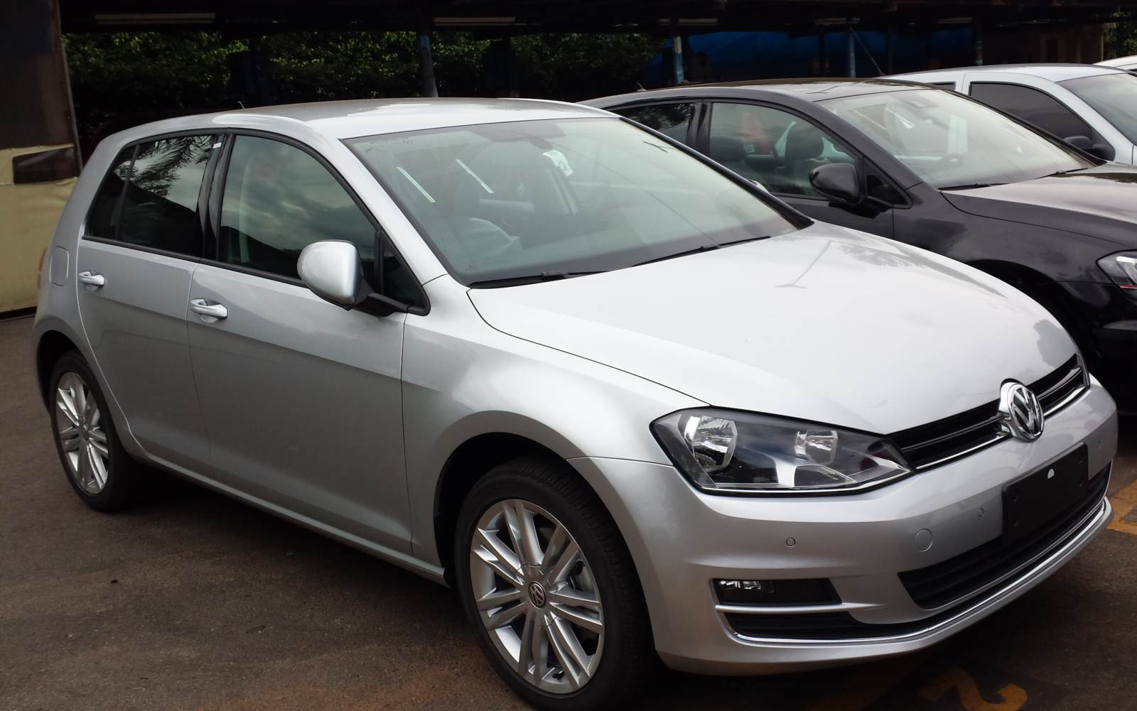 Novo VW Golf Highline 2015