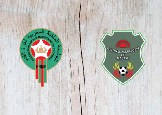 Morocco vs Malawi - Highlights 08 September 2018