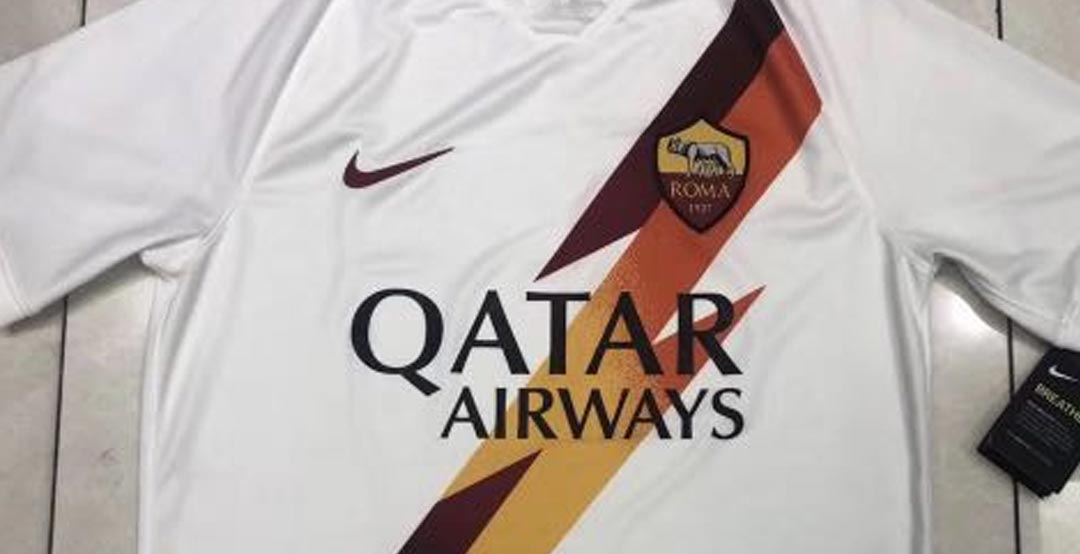 watch f5f73 514f7 Confirmed: Spectacular Nike AS Roma 19-20 Away Kit Just a ...