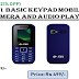 Qtell Q1 Basic Keypad Mobile With Camera & Audio Player [21% Off]
