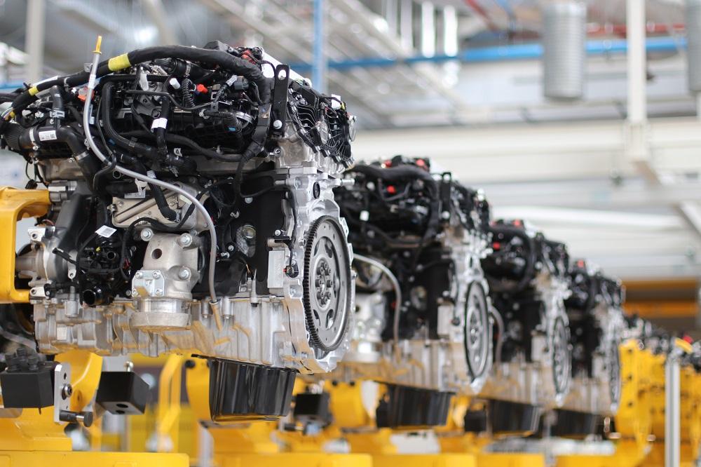 Jaguar Land Rover đã sản xuất hơn 1,5 triệu động cơ Ingenium
