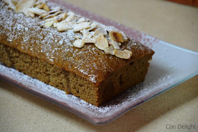 עוגת דבש מושלמת perfect honey cake