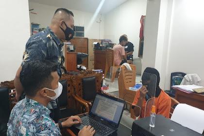 Lagi -Lagi Oknum PNS Lombok Barat Ditangkap Polres Mataram , Ini Alasannya