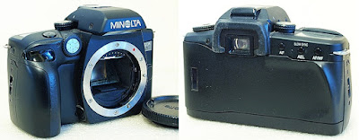 [For Display] Minolta Maxxum 70 #612