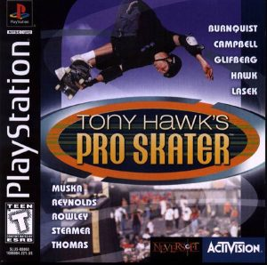 Download Tony Hawks Pro Skater Torrent (Ps1)
