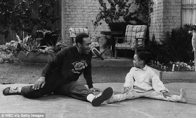 Keshia Knight Pulliam and Bill Cosby