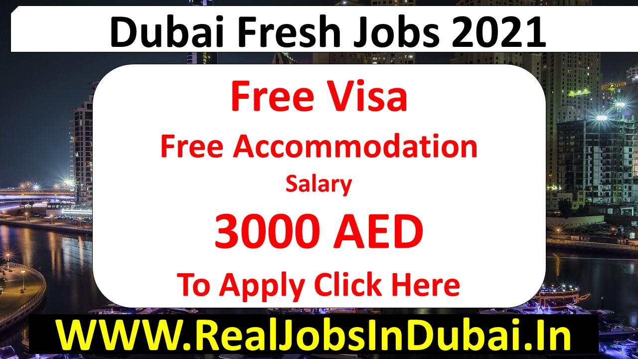 Dubai Free Jobs