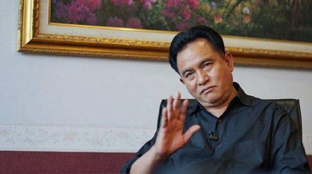 Yusril Tolak Bantu Ha6ib Ri2ieq: Saya Sudah 'Murtad' Gara-gara Dukung Pak Jokowi