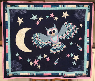 Clementina's Owl Quilt