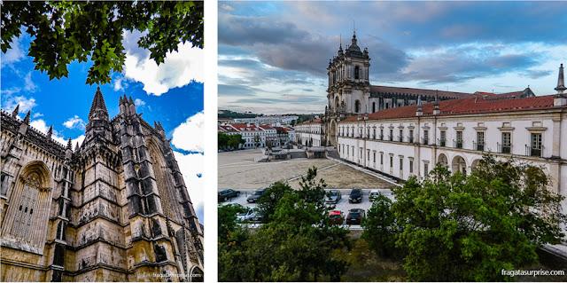Mosteiro da Batalha e Mosteiro de Alcobaça, Portugal