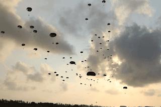Operasi Perebutan Pengendalian Pangkalan Udara Paskhas