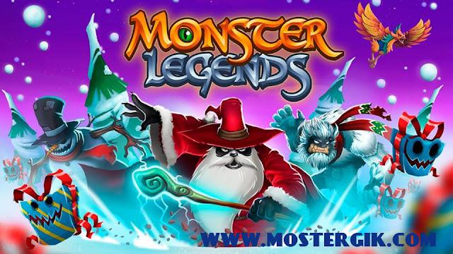 نتيجة بحث الصور عن تحميل Monster Legends مهكرة للاندرويد