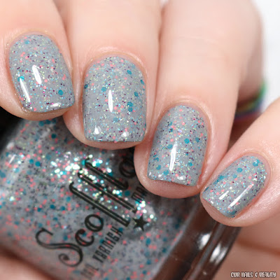Scofflaw Nail Varnish-Attack of the Dustbunnies