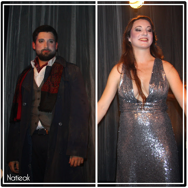 Rafael Vanister et Séverine Wolff dans Ludwig
