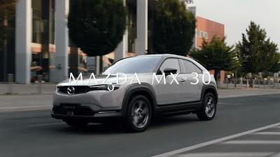 2020 Mazda MX 30 Review, Specs, Price