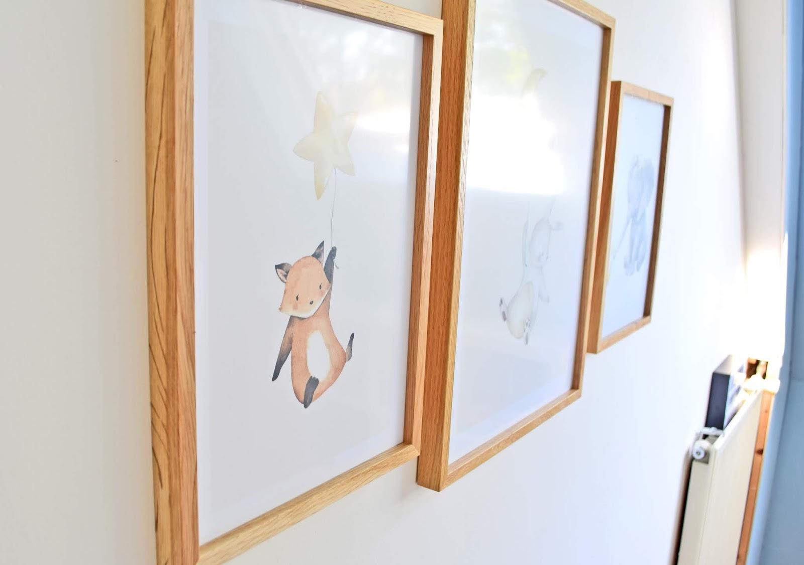 Grafiki do pokoju dziecka