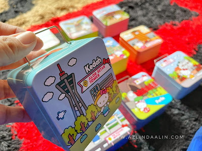 7-ELEVEN AND HELLO KITTY VISIT MALAYSIA COLLECTABLE TINS