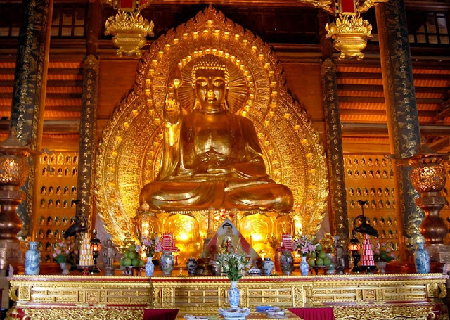 Bai Dinh Pagoda and Things to know about the Largest Buddhist Complex In Southeast Asia 5