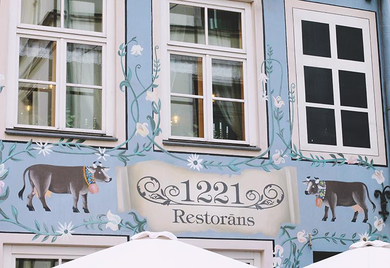 1221 Restorans