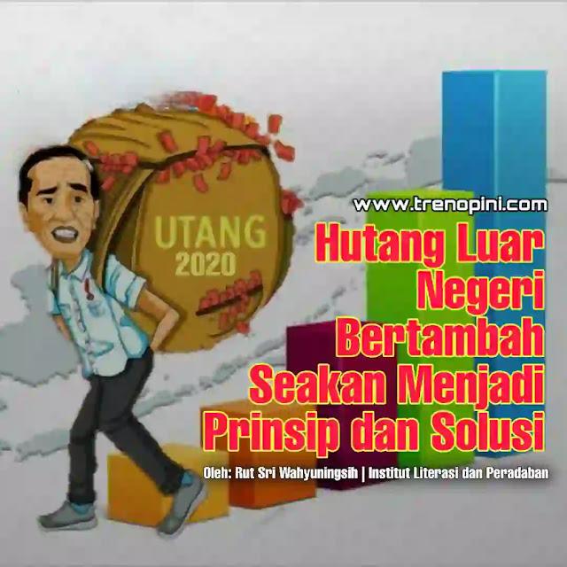 Kembali Menteri Keuangan RI, Sri Mulyani menandatangani dokumen utang luar negeri. Sebelumnya, Indonesia mendapatkan utang dari pemerintah Australia sebesar 1,5 miliar dolar Australia atau sekitar Rp 15,4 triliun.