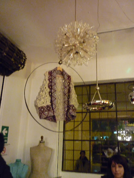 Chica Fashion Showroom & Art De Elfer Castro